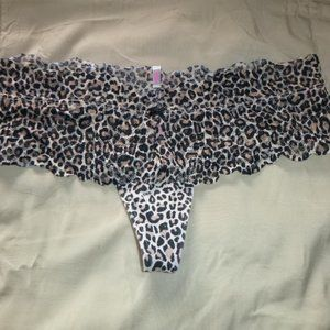Victoria's Secret Thongs